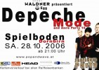 10. Depeche Mode & more Party