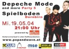 05. Depeche Mode & more Party