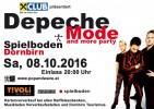 30. Depeche Mode & more Party