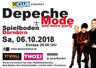 34. Depeche Mode & more Party