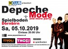 36. Depeche Mode & more Party