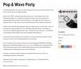 Pop & Wave Party 06.01.2018