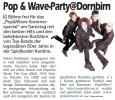 Pop & Wave Party 14.07.2012