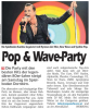 Pop & Wave Party 18.07.2015