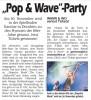 Pop & Wave Party 30.11.2018