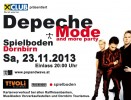 24. Depeche Mode & more Party