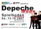 12. Depeche Mode & more Party