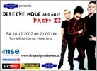 02. Depeche Mode & more Party