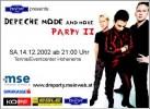 02. Depeche Mode & more Party
