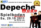 20. Depeche Mode & more Party