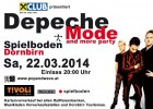 25. Depeche Mode & more Party