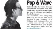 Pop & Wave Party 10.10.2009