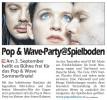 Pop & Wave Party 03.09.2011